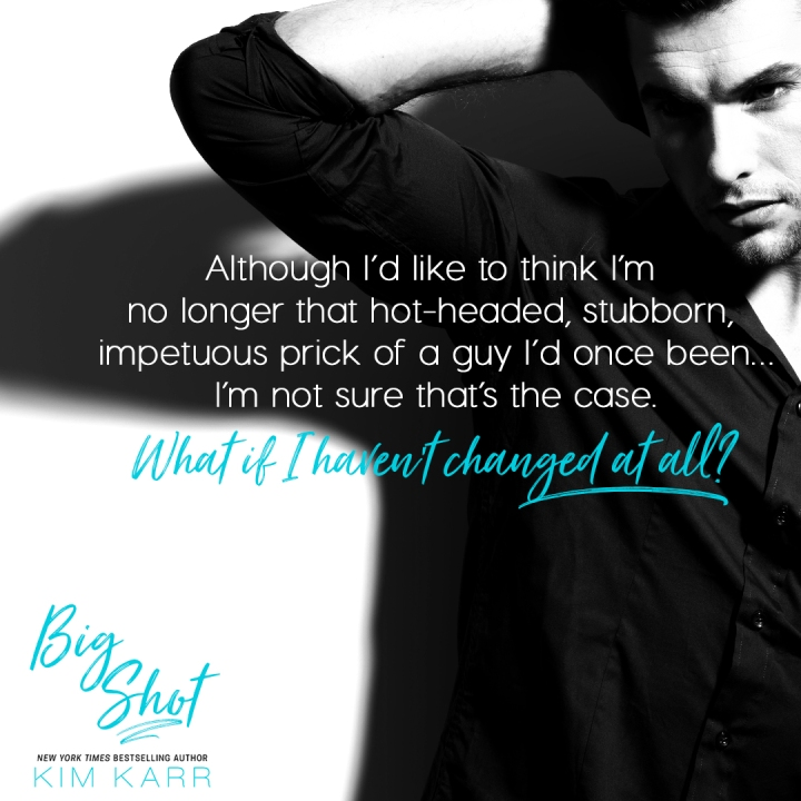 RELEASE DAY 1 Big Shot Kim Karr Teaser 1