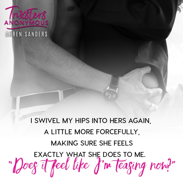 RELEASE DAY Trixsters Anonymous Teaser 5