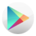 circle icon - google play