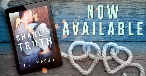 Shanes Truth VF Mason Now Available FB