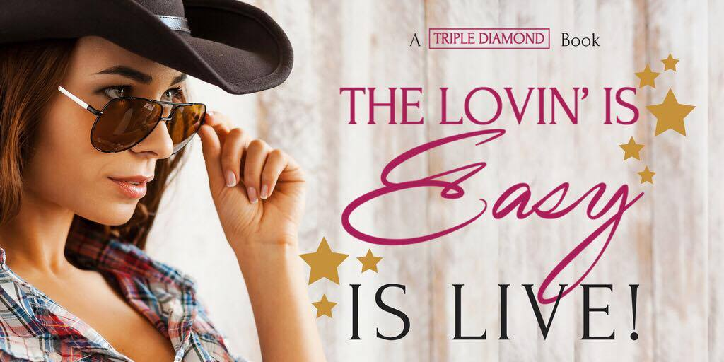Lovin' Is Easy by Gemma Snow  ~~ New Release ~~