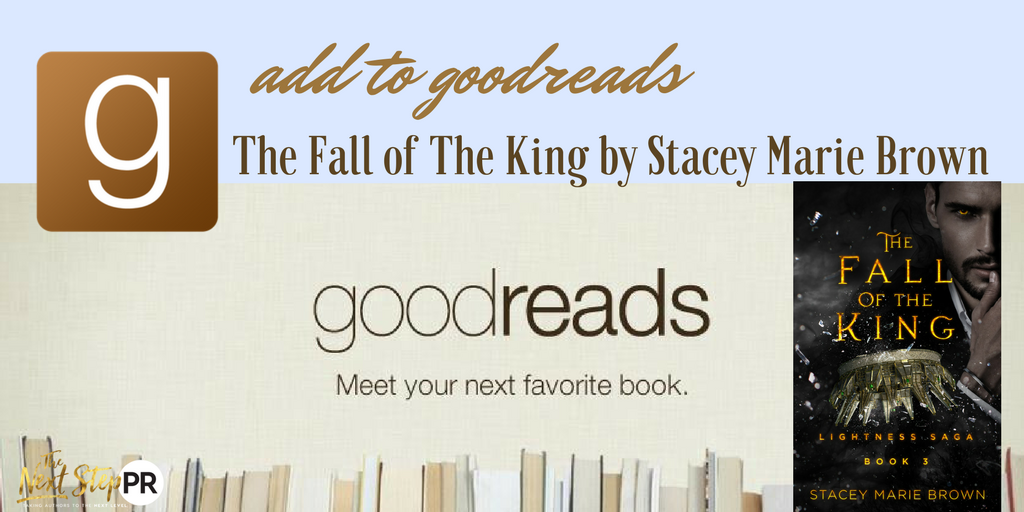 ADD TO GOODREADS_ THE FALL OF THE KING SMB COVER