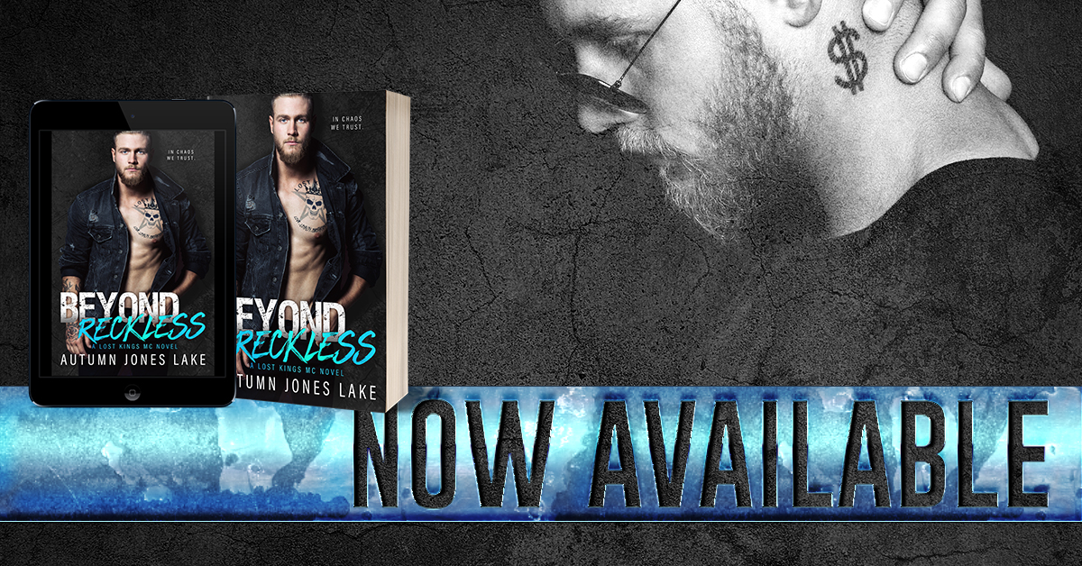 Beyond Reckless AJL Now Available FB