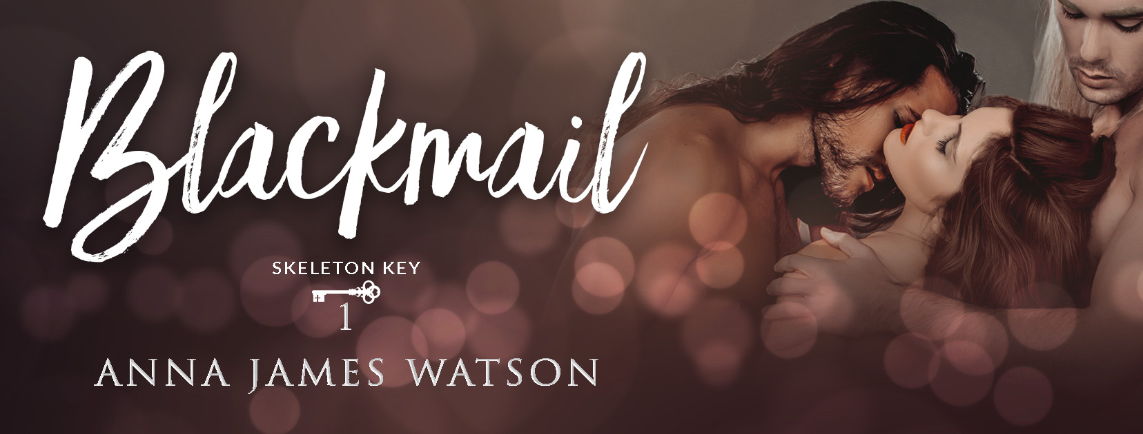 Release and review for Blackmail by Anna James Watson