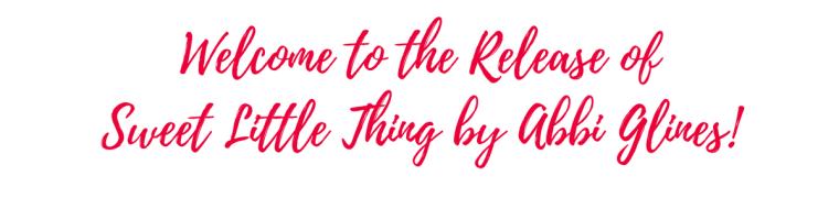 Sweet Little Thing- releae