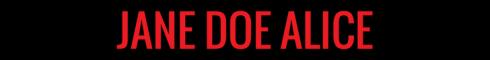 Jane Doe ALICE