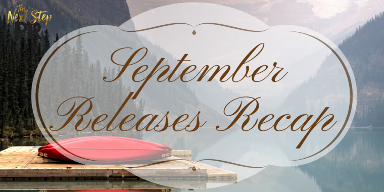 SEPTEMBER RELEASES RECAP FB