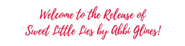 Sweet Little Lies- releae