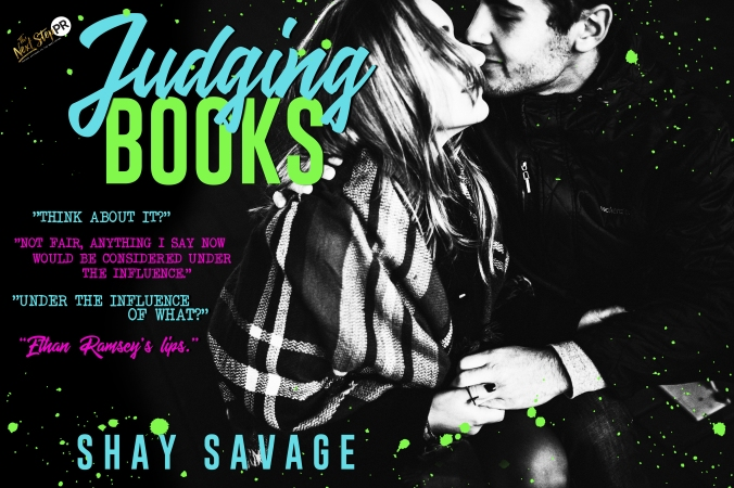 RELEASE   November 30 Judging Books