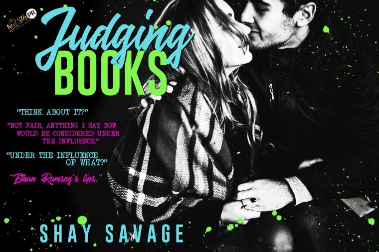 RELEASE | November 30 Judging Books