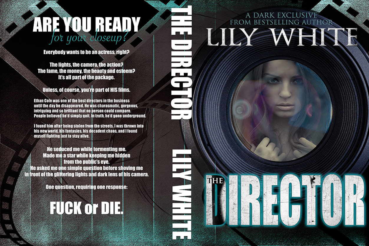 [New Release] THE DIRECTOR by Lily White @lilywhitebooks @TheNextStepPR #Review #TheUnratedBookshelf