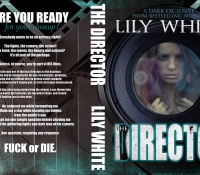 Cover Reveal:  The Director – Lily White