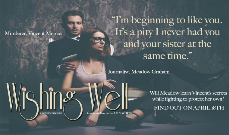 March 27 Wishing Well Teaser