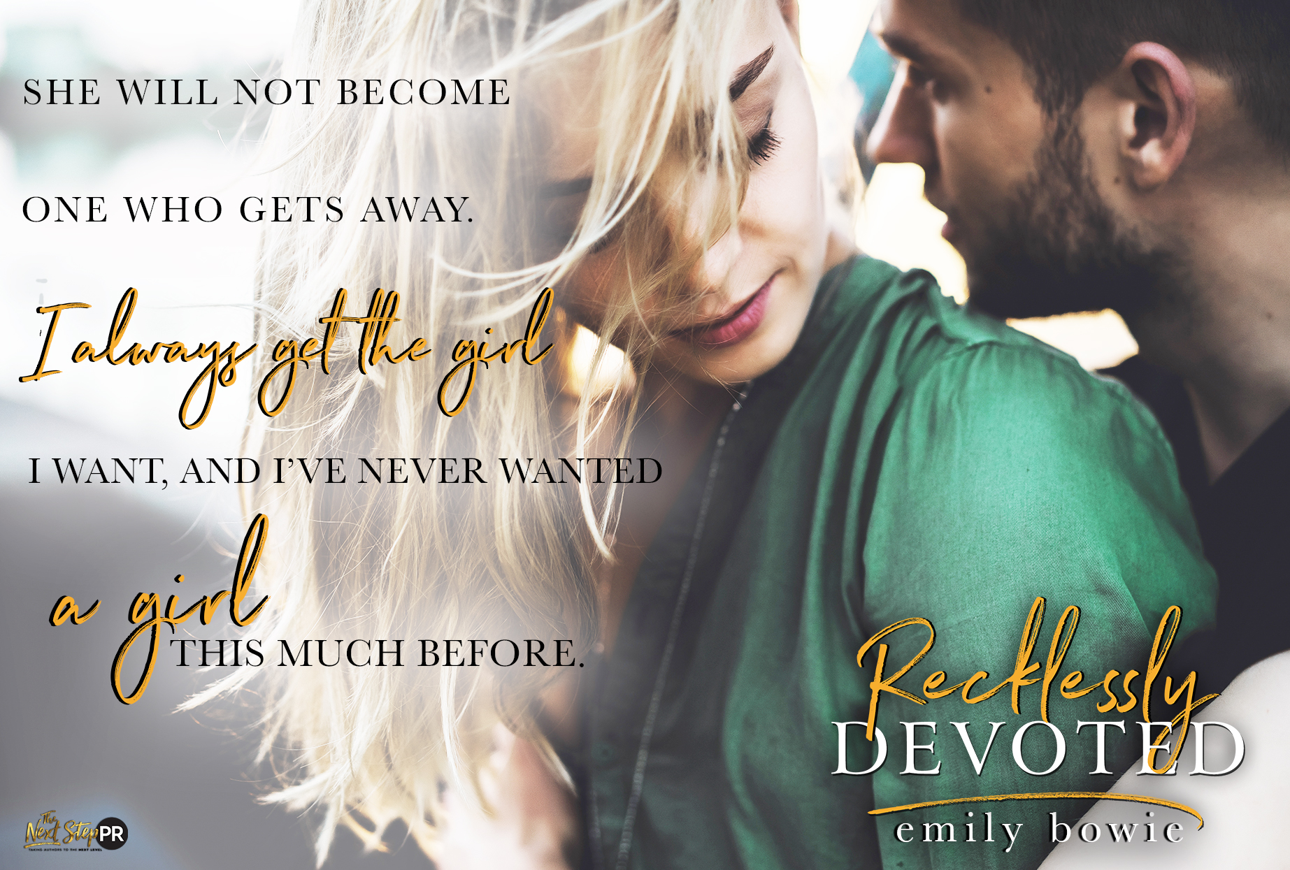 April 10 Recklessly Devoted Teaser
