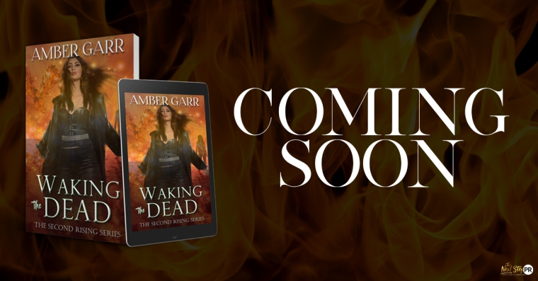 April 17 Waking The Dead Coming Soon FB