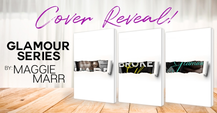 Banner Cover Reveal & Release Glamour 1-3