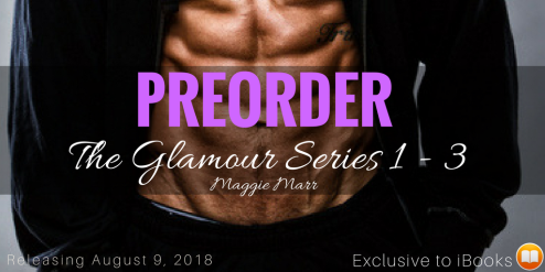 PRE-ORDER GLAMOUR 1-3 iBOOKS