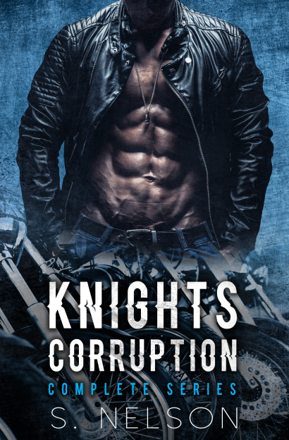 Knights Corruption Complete Series ebook cover