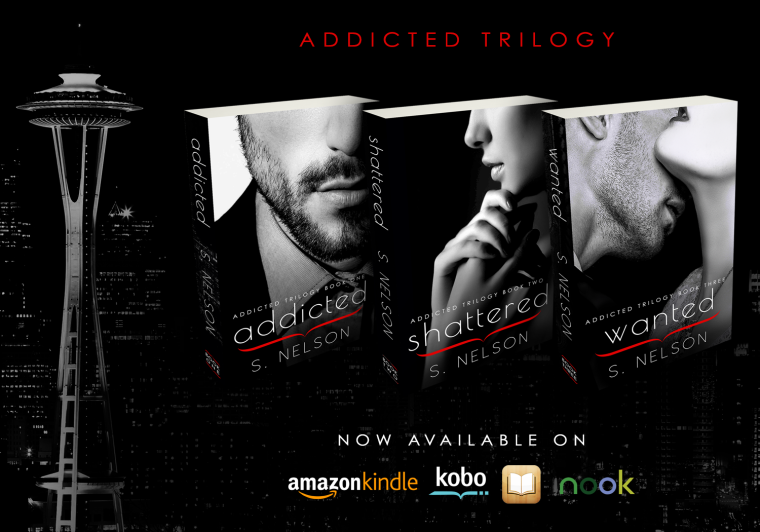 Addicted Trilogy- on all platforms graphic