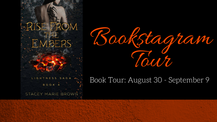 Bookstagram STACEY MARIE BROWN