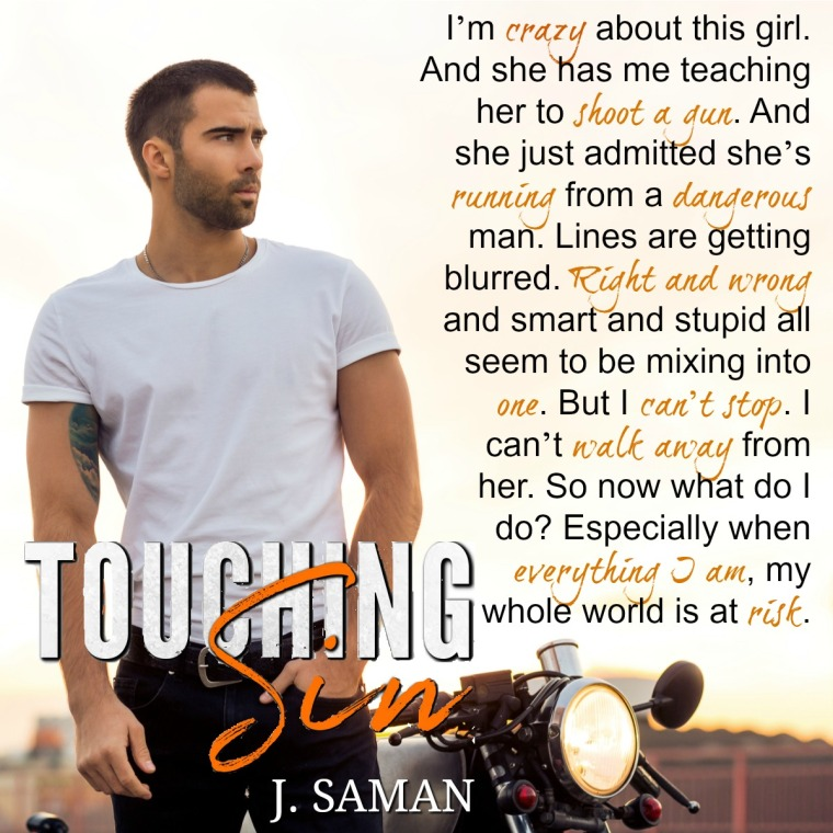 September 11 Touching Sin - J. Saman