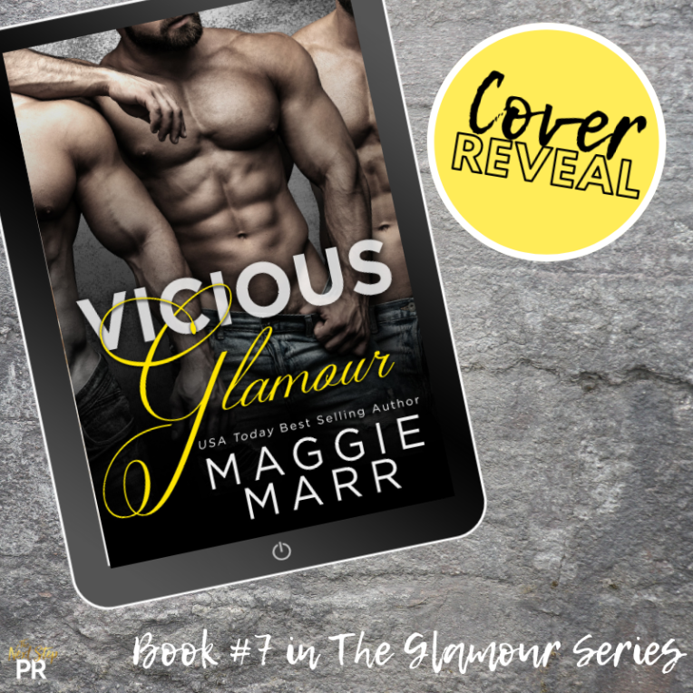 VICIOUS COVER REVEAL