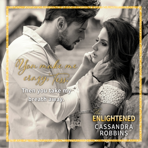 October 30 - Cassandra Robbins - The Enlightened Teaser