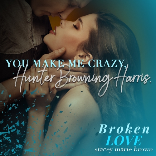 October 30 - Stacey Marie Brown - Broken Love Teaser