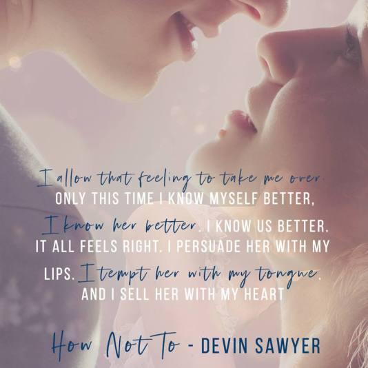 November 13 Devin Sawyer