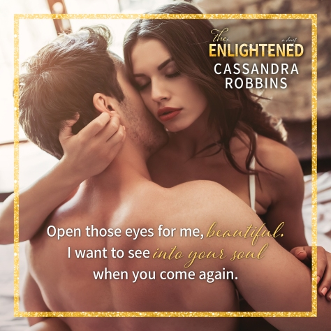 November 6 - Cassandra Robbins - The Enlightened Teaser.