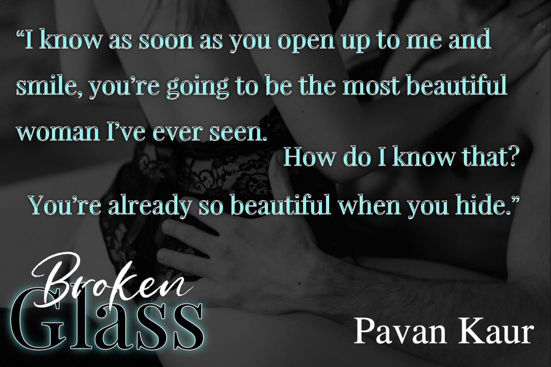 release day 1 | february 5 broken glass teaser