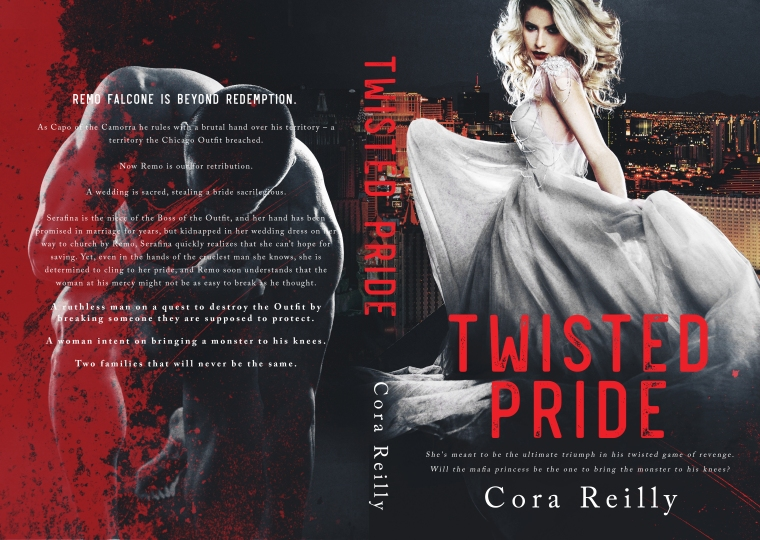 CRTwistedPrideBookCover6x9_BW_300