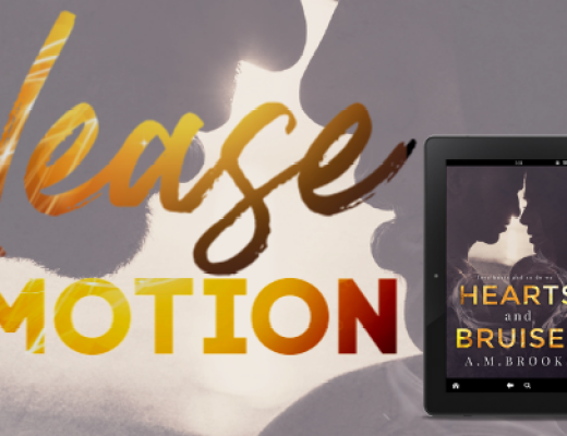 BLOG TOUR: Hearts and Bruises by A.M. Brooks