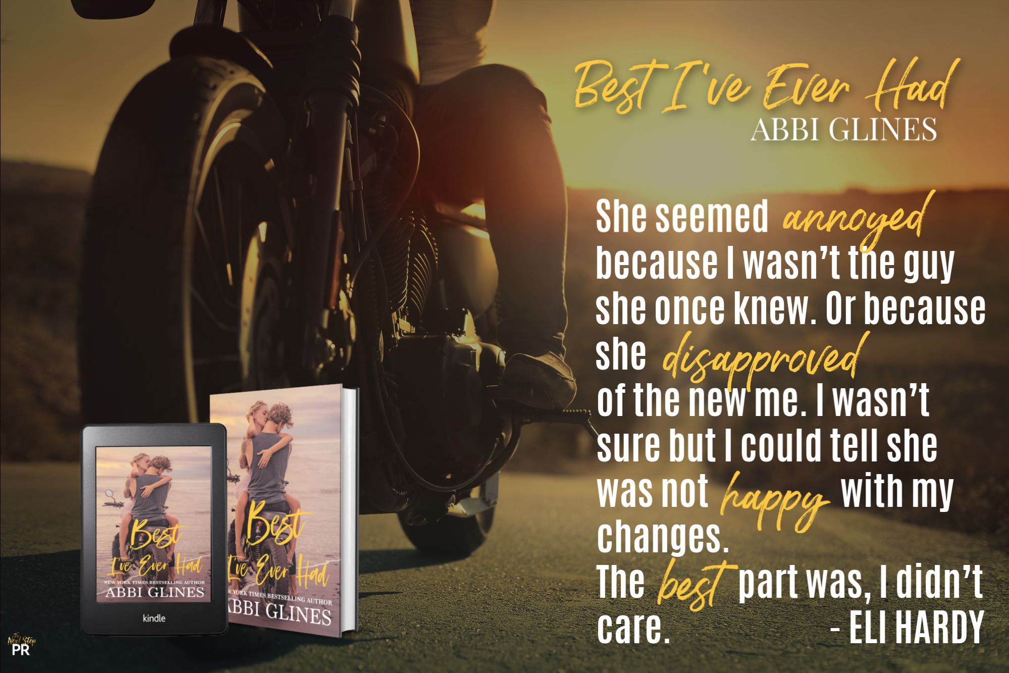 March 21 Best Ive Ever Had Teaser Abbi Glines