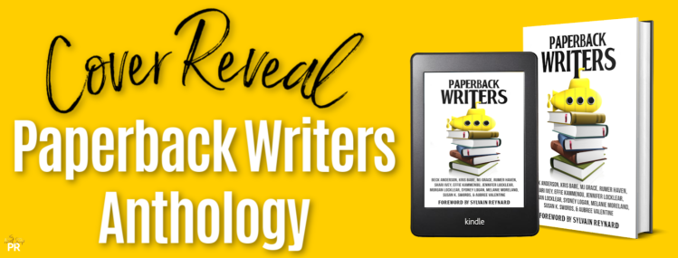 Cover Reveal_ PB WRITERS ANTHOLOGY