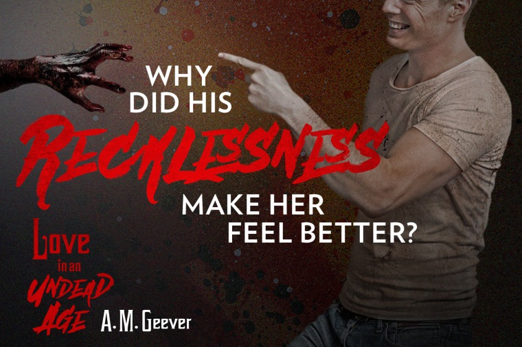 May 27 AM Geever - Love In An Undead Age TEASER