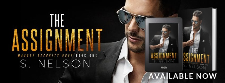 Release Day Banner THE ASSIGNMENT