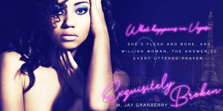 April 2 Exquisitely Broken M JAY GRANBERRY Teaser