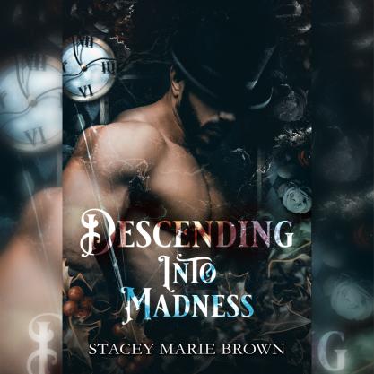Cover Reveal IG_ ebook Descending into Madness