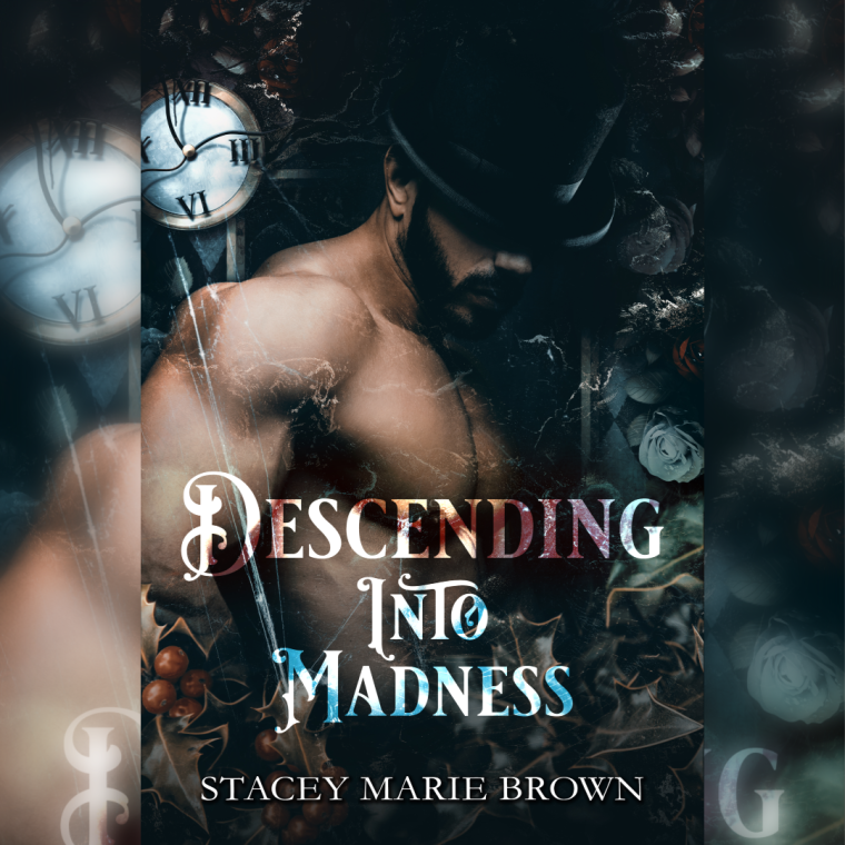 Cover Reveal IG_ ebook Descending into Madness