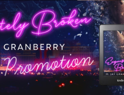 ARC REVIEW: Exquisitely Broken by M. Jay Granberry