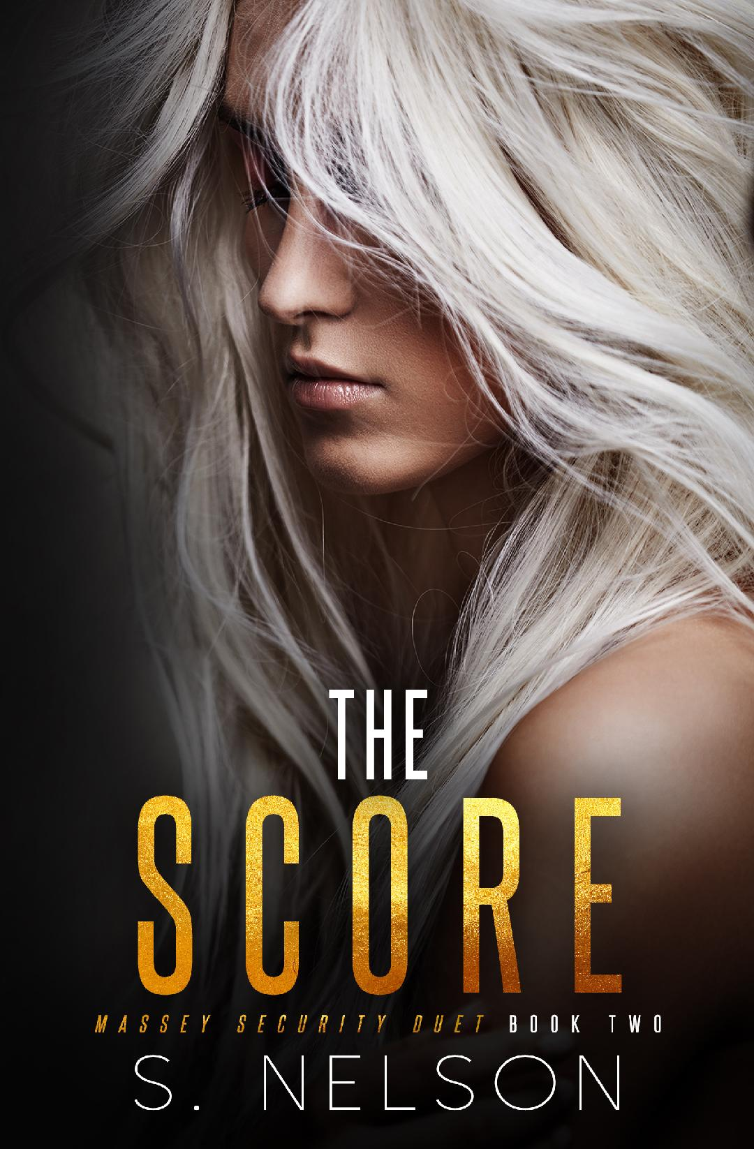The Score eBook Cover