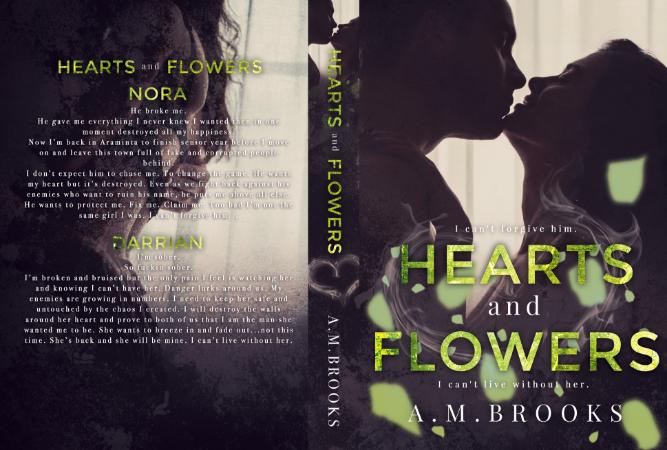 Book Jacket_ Hearts & Flowers
