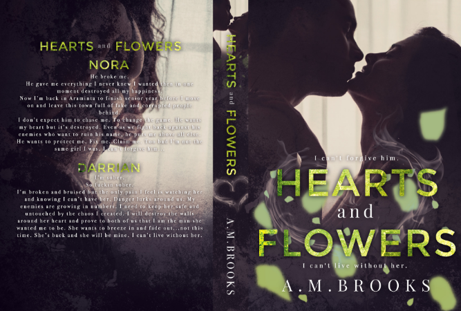 Book Jacket_ Hearts & Flowers