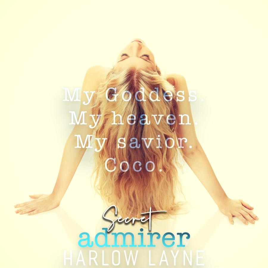 August 26 Secret Admirer H. Layne Teaser