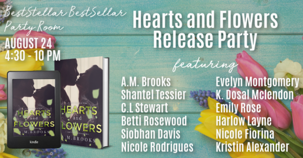 Release Party_ Hearts & Flowers