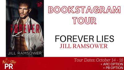 Bookstagram Tour Forever Lies