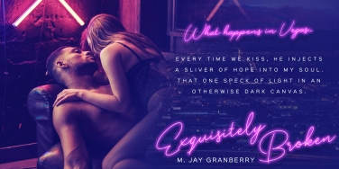 March 26 Exquisitely Broken M JAY GRANBERRY Teaser