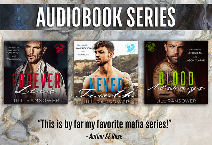 Audiobook set static