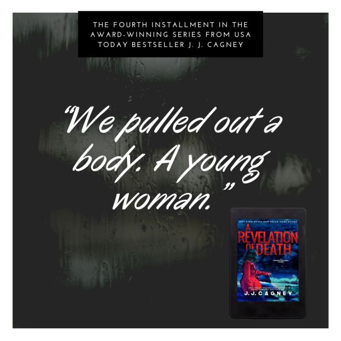 """""""We pulled out a body. A young woman."""""""